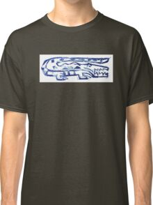Tribal Alligator  Classic T-Shirt