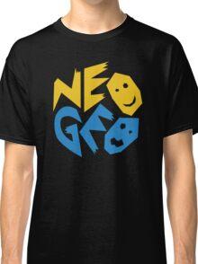 Neo Geo Logo Classic T-Shirt