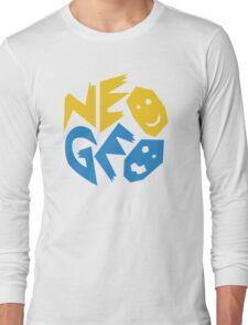 Neo Geo Logo Long Sleeve T-Shirt