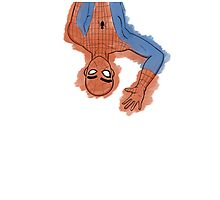 Spidey Brows Photographic Print