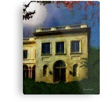 The House on the Hill Metal Print