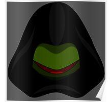 Evil Kermit Poster