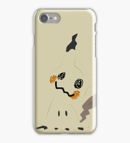 Mimmikyu iPhone Case/Skin