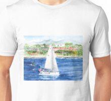 Wind Graham off Dana Point Ca. Unisex T-Shirt