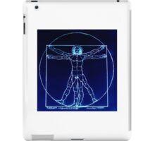 Vitruvian Man Mono Rev iPad Case/Skin