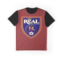 real salt lake Graphic T-Shirt