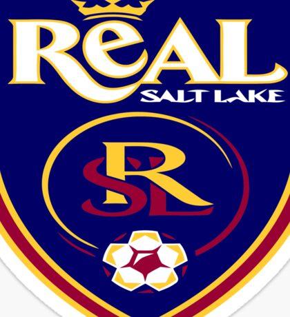 real salt lake Sticker