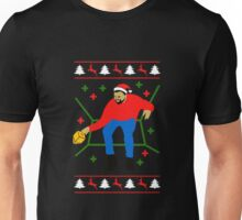 Drake Hannukah T-Shirt – Spin The Dreidle Jewish Christmas Holiday Unisex T-Shirt