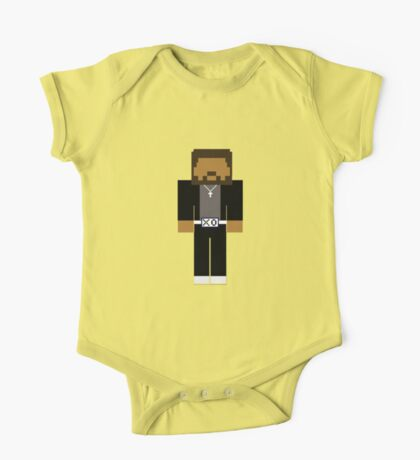 The Weeknd - Minecraft One Piece - Short Sleeve