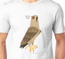 Tawny Eagle caricature Unisex T-Shirt