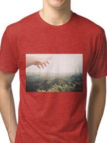 Far Away - Dreamer's Vision - Tri-blend T-Shirt