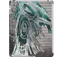 go green iPad Case/Skin