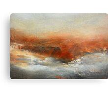 Rust Landscape II Metal Print