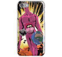 world eater iPhone Case/Skin