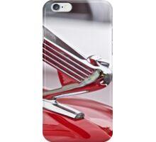 1935 Chevrolet Hood Ornament iPhone Case/Skin