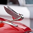 1935 Chevrolet Hood Ornament by DaveKoontz