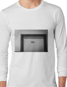 Room 204 Long Sleeve T-Shirt