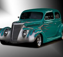 1937 Ford Sedan II by DaveKoontz