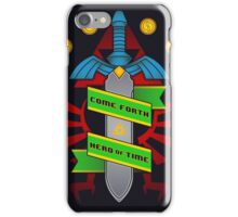 Come forth iPhone Case/Skin