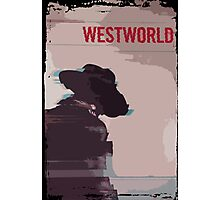 west world Photographic Print