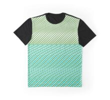 Two Dollar Pattern Graphic T-Shirt