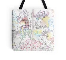 Florence and Venice Tote Bag