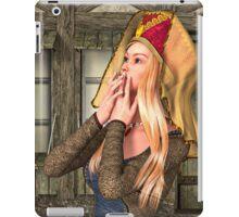 Medieval Lady iPad Case/Skin