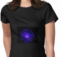 SHINE IN THE DARK Womens Fitted T-Shirt