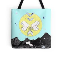 Gravity space Tote Bag