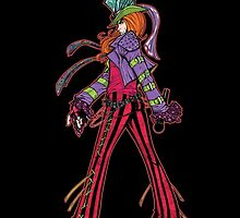 The Mad Hatter by HodgesArt