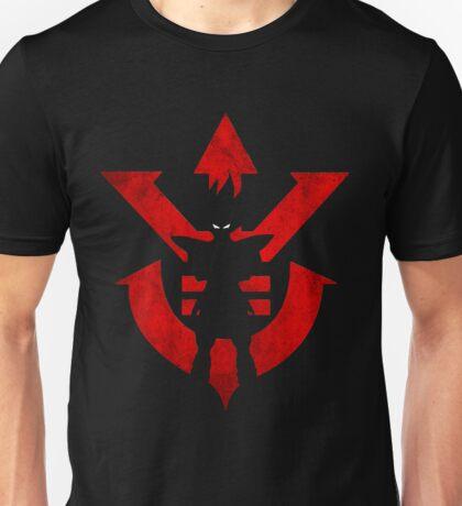 Vegeta Royal Saiyan Symbol Unisex T-Shirt