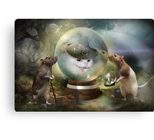 What do we have here?  Canvas Print