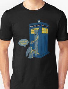 Tardis Trick Or Treat T-Shirt