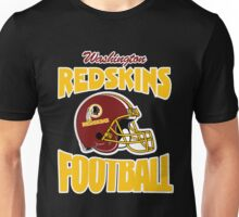 washington redskins football helmet Unisex T-Shirt