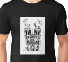 Goats of Notre Dame Unisex T-Shirt