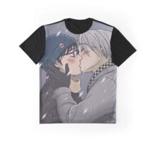 Yuri in the Snow Graphic T-Shirt