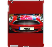 MINI cult car  iPad Case/Skin