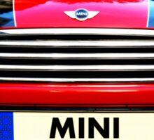 MINI cult car  Sticker