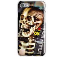 race 'til you die iPhone Case/Skin