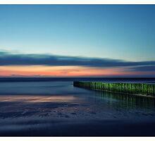 Sylt - Sundown #3 by Ronny Falkenstein
