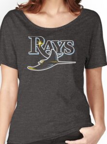 Tampa Bay Rays Women's Relaxed Fit T-Shirt