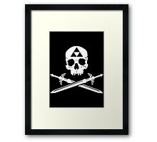 Pirates of the Hyrule Framed Print