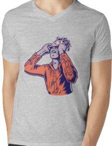 Moderat #HD Mens V-Neck T-Shirt