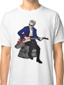 The 12th Doctor and K-9 Classic T-Shirt