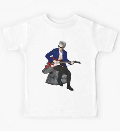 The 12th Doctor and K-9 Kids Tee