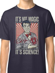"""Official Bill Nye """"It's Science"""" Tee Classic T-Shirt"""