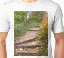 Autumn Trails Unisex T-Shirt