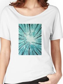 Underneath the forest Women's Relaxed Fit T-Shirt