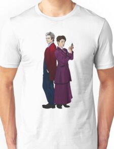 Missy and The Doctor Unisex T-Shirt