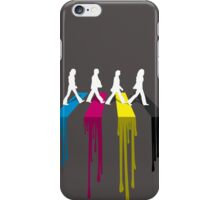 Abbey CMYK iPhone Case/Skin